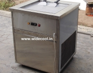 ICE PAN Machine [ Fried Ice cream Maker ]